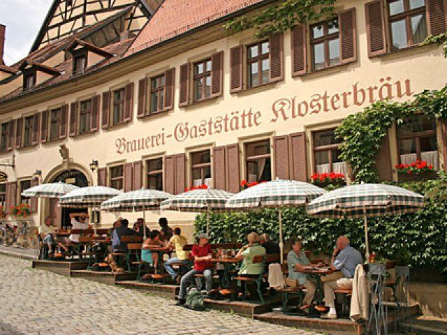Brauerei Klosterbräu