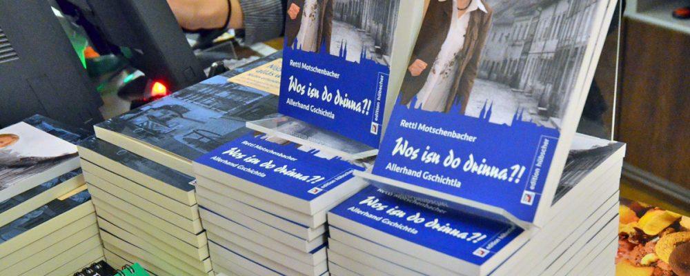 """""""Gschichtla"""" aus Bamberg beim Mundartabend"""