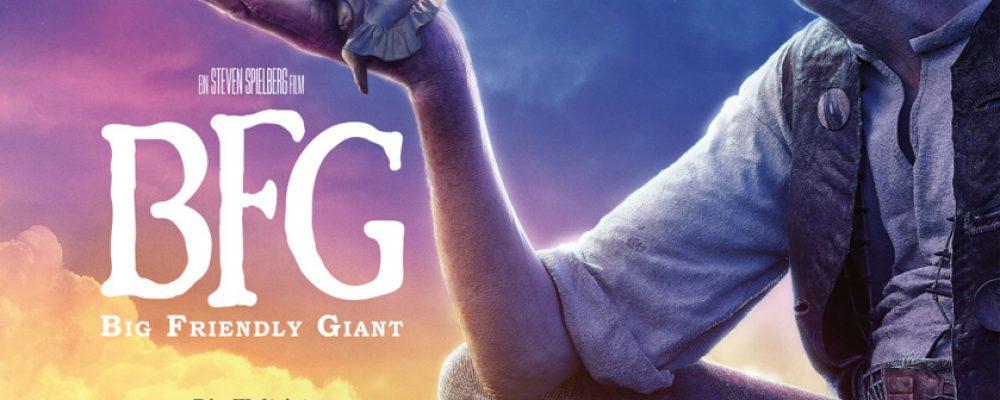 Kinotipp der Woche: BFG – Big Friendly Giant