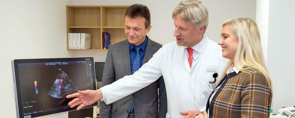 Bundesweit einzigartig: Herz-Hirn-Zentrum am Klinikum Bamberg