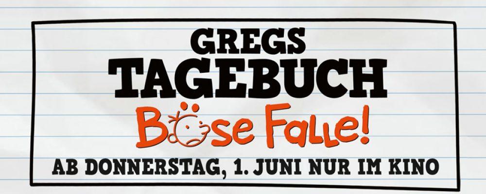 Kinotipp der Woche: Gregs Tagebuch – Böse Falle