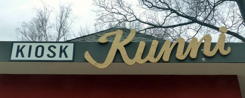 Treff' mer uns bei der 'Kunni'?