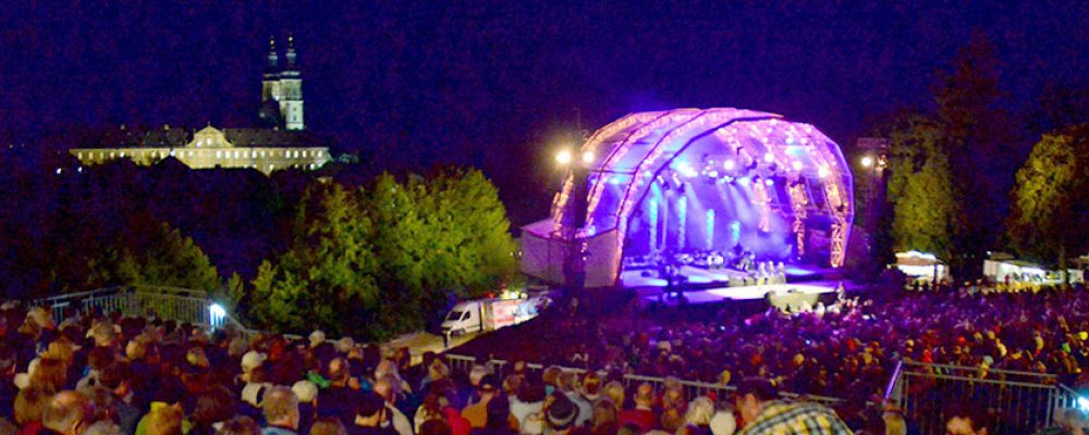 Stream des Nachwuchspreisträger-Konzertes aus dem Kloster Banz