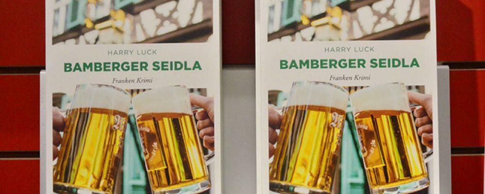 """Bamberger Seidla"" – der vierte Fall für Kommissar Horst Müller"