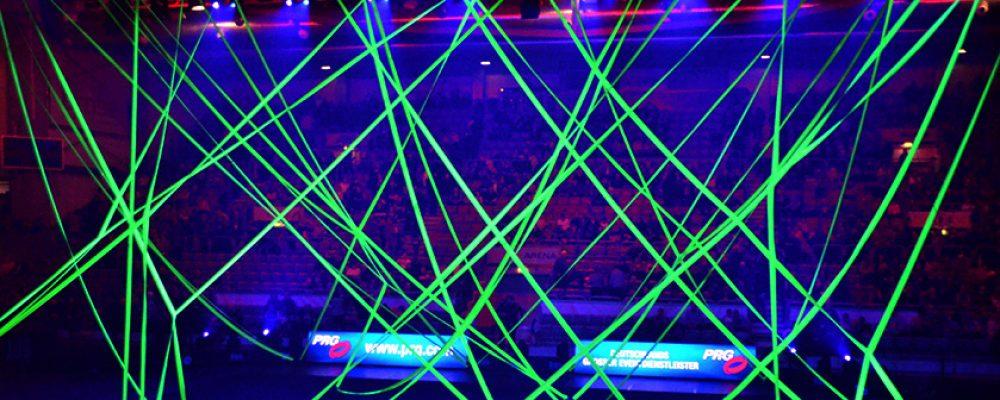 Feuerwerk der Turnkunst: Connected Tour