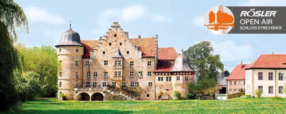 Rösler Open Air Schloss Eyrichshof 2019