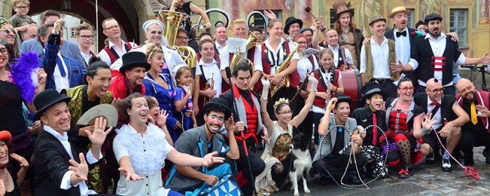 Ein magisches Wochenende  in Bamberg