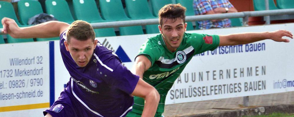 FC Eintracht steht nach elf Toren in der zweiten Pokalrunde