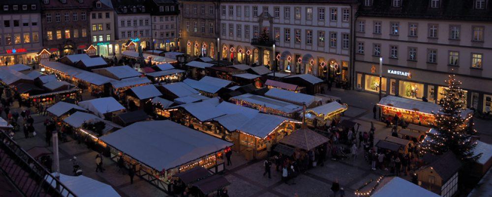 Weihnachtsmarkt startet am Dienstag