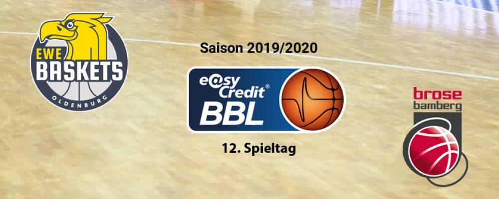 Bamberg will in Oldenburg zu seinem Plan stehen