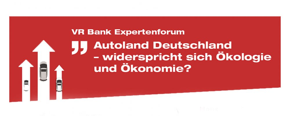 """""""Autoland Deutschland –  widerspricht sich Ökologie und Ökonomie?"""""""