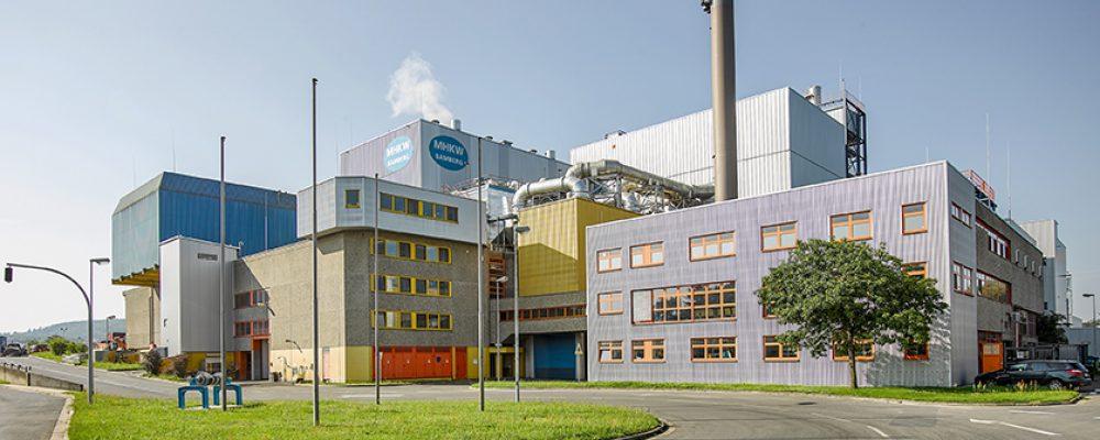 Neuer Anliefermodus im Müllheizkraftwerk