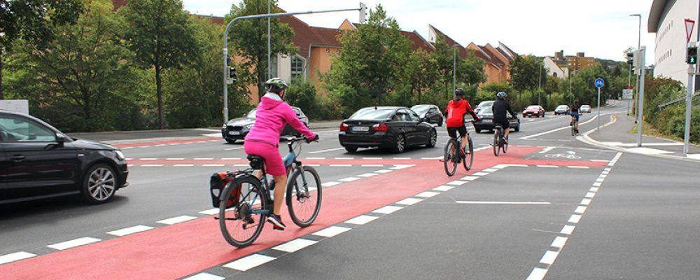 Nordtangente/Regensburger Ring: Zeitgemäße Verkehrsinfrastruktur für alle