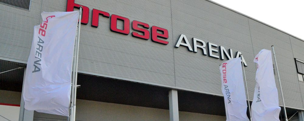 Neue Arena für Brose Bamberg: Kein Umzug nach Nürnberg