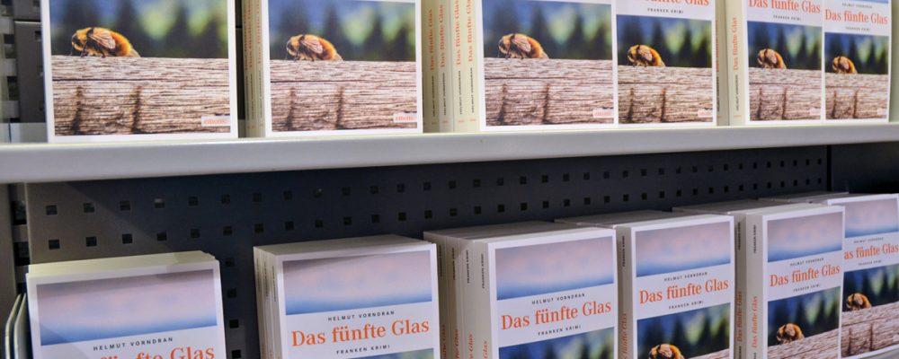 Helmut Vorndrans neuer Krimi über Ermittlerschweine und die fränkische Seele