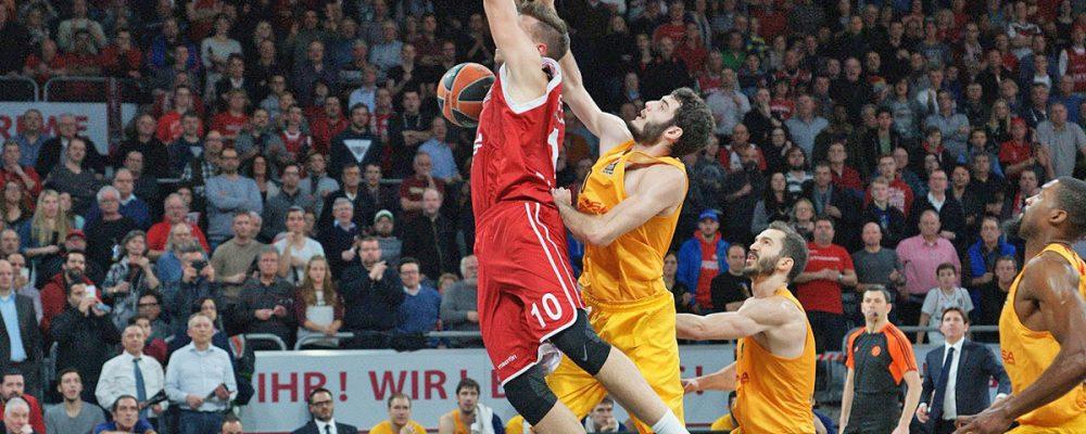 Brose Baskets in Barcelona chancenlos