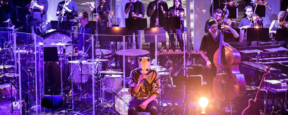 CRO MTV UNPLUGGED OPEN AIR TOUR 2016 Schloßplatz Coburg