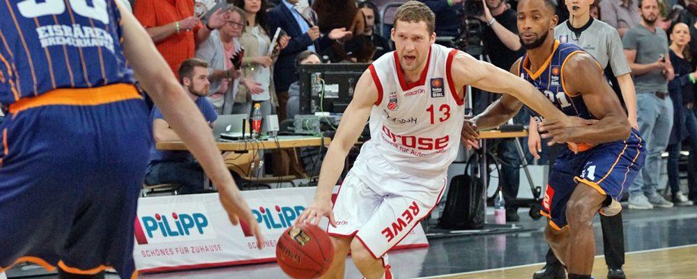 Bamberger Arbeitssieg zum Hauptrundenfinale