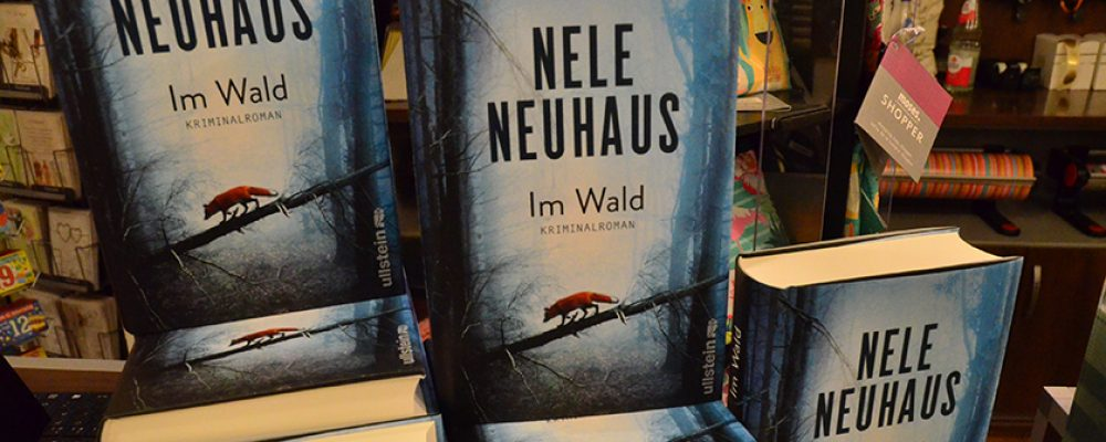 """Im Wald"": Bestseller-Autorin Nele Neuhaus liest in Bamberg"