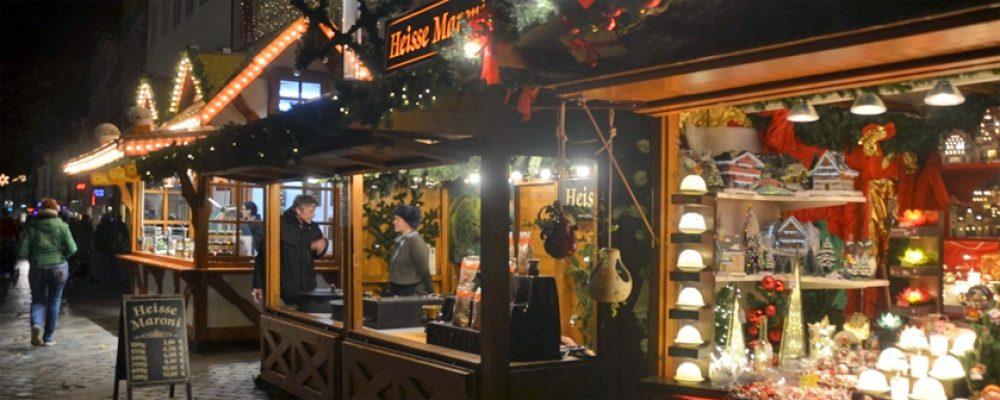 Die Weihnachtsmärkte in Bamberg und Umgebung