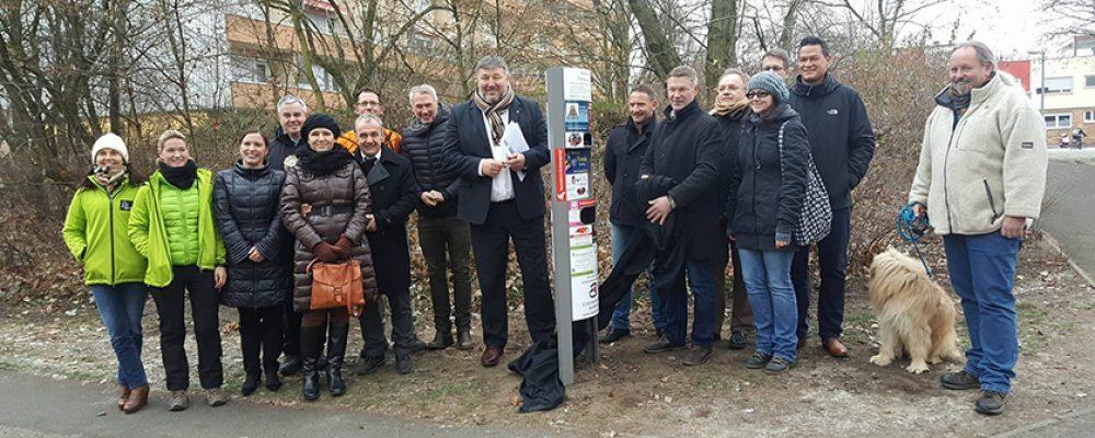 """Aufstellung von 6 weiteren """"Dogstations"""" im Stadtgebiet Bamberg"""