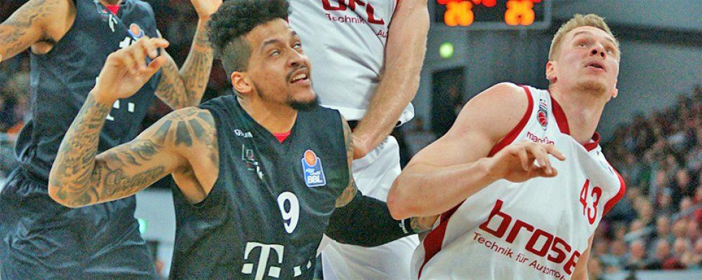 Bamberg trotzt Thompsons Season-High