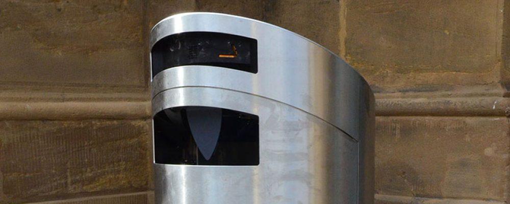 Abfallhai schluckt ab sofort den Müll in Bamberg