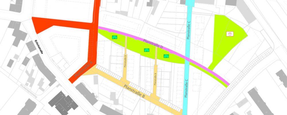 Stadtrat legt neue Straßennamen fest