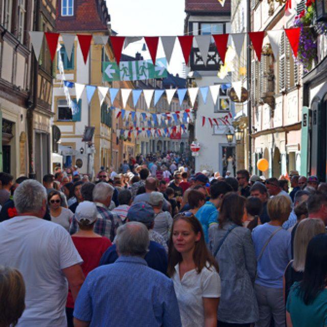 Stadtverwaltung empfiehlt die Absage der Bamberger Sandkerwa 2021