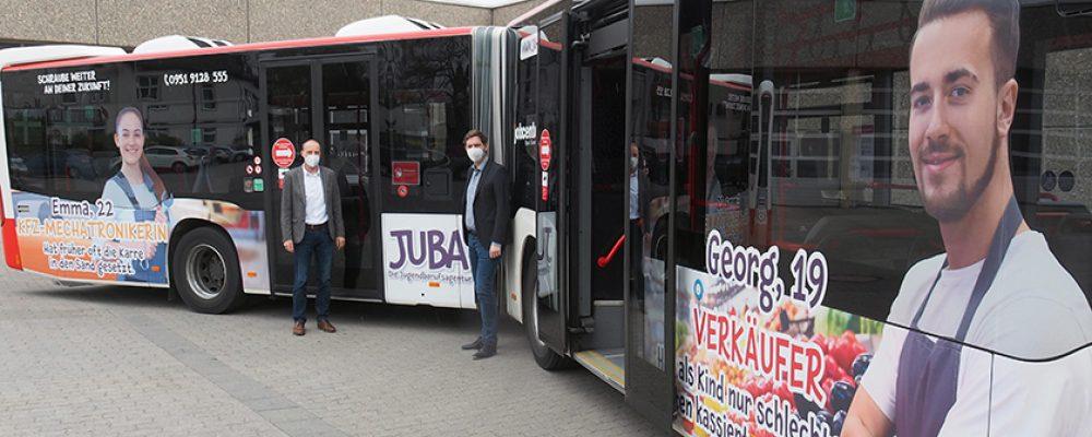 Jugendberufsagentur startet neues Online-Angebot unter www.ju-ba.de