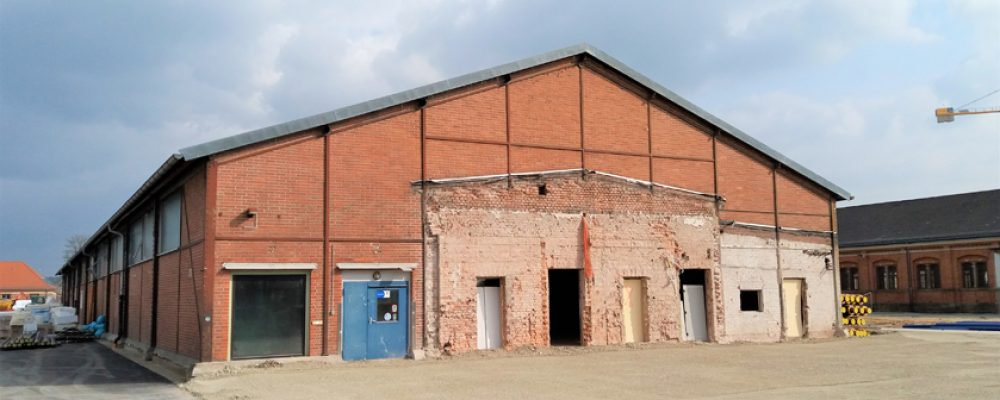 Posthalle wird zum Raum für Kultur