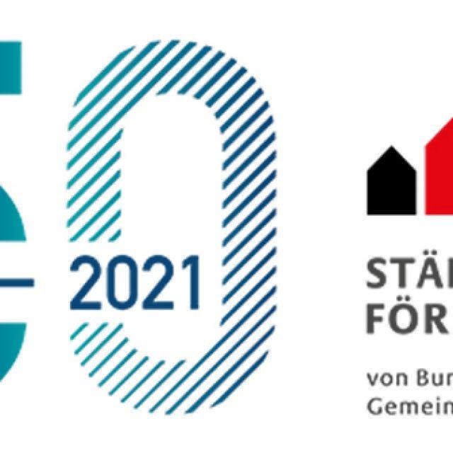 50 Projekte aus 50 Jahren Städtebauförderung