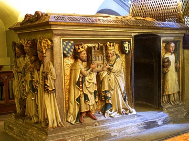 Heilige Bischof Otto