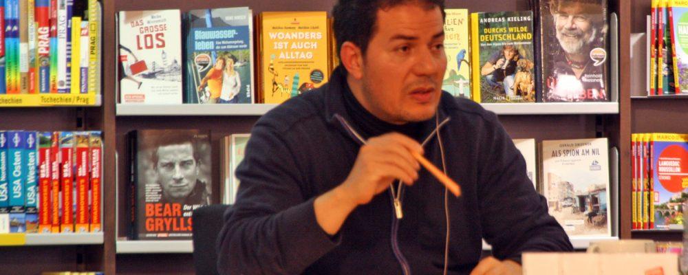 Hamed Abdel-Samad kritisiert den Islamismus