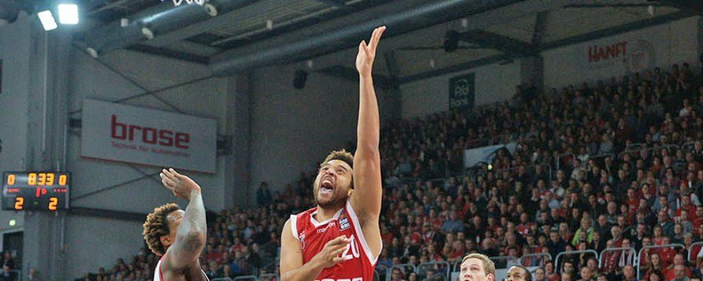Brose Baskets: Mit Berlin im Kampf um Platz eins