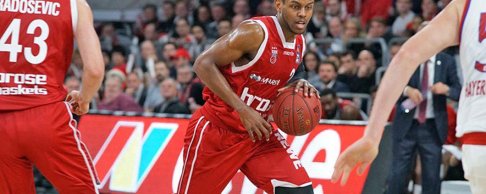 87:74 – Bamberg zieht sein Spiel durch und sichert Platz eins