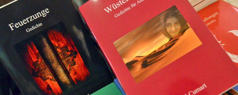 Nevfel Cumarts Lesung mit neuem Gedichtband