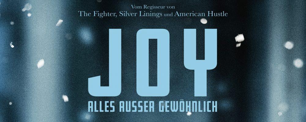 Kinotipp der Woche: Joy – Alles außer gewöhnlich