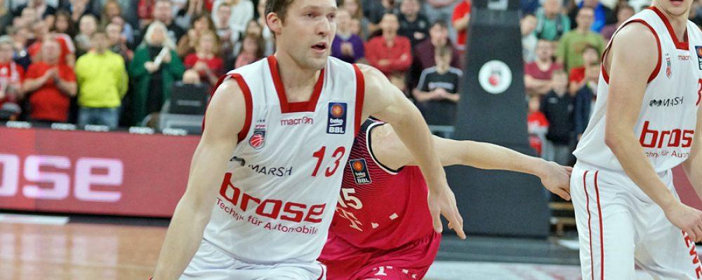 Bamberg holt sich Selbstvertrauen für Top16-Finale