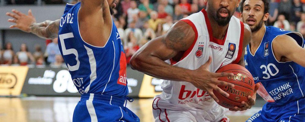 Brose Baskets: Wiedersehen mit Tadda und Olaseni