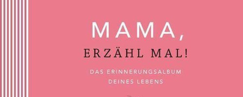 Buchtipp der Woche: Elma van Vliet: Mama, erzähl mal