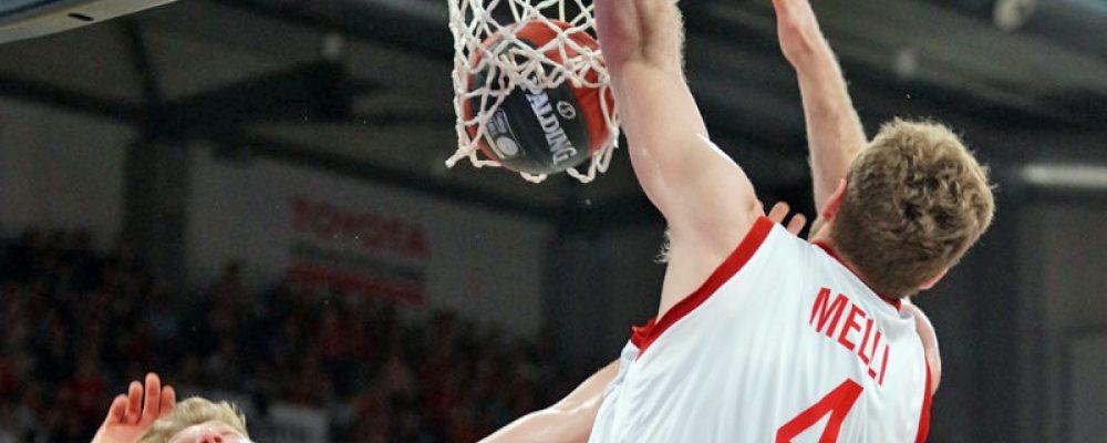 Brose Baskets vor schwerem Gang in Würzburg