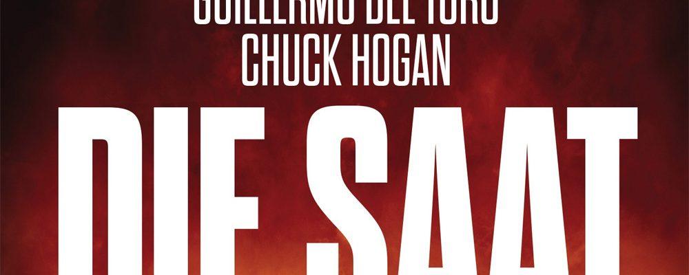 Buchtipp der Woche: Guillermo del Toro, Chuck Hogan; Die Saat – The Strain