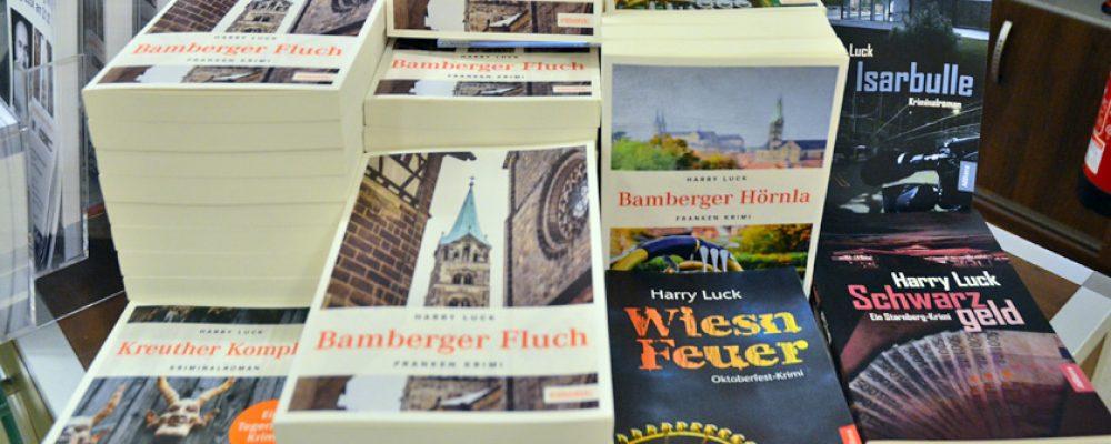 Harry Lucks neuer Bamberg Krimi