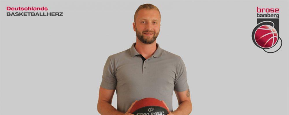 Vladimir Veremeenko komplettiert Brose Bamberg Kader