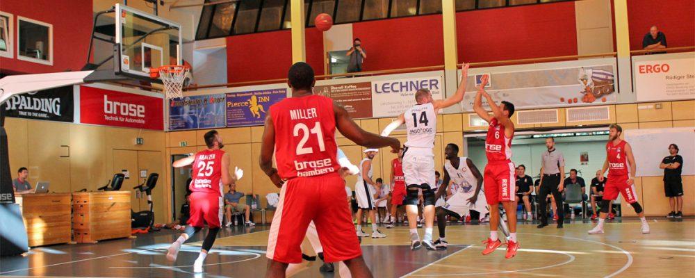 Brose Bamberg startet mit Sieg in die Pre-Season
