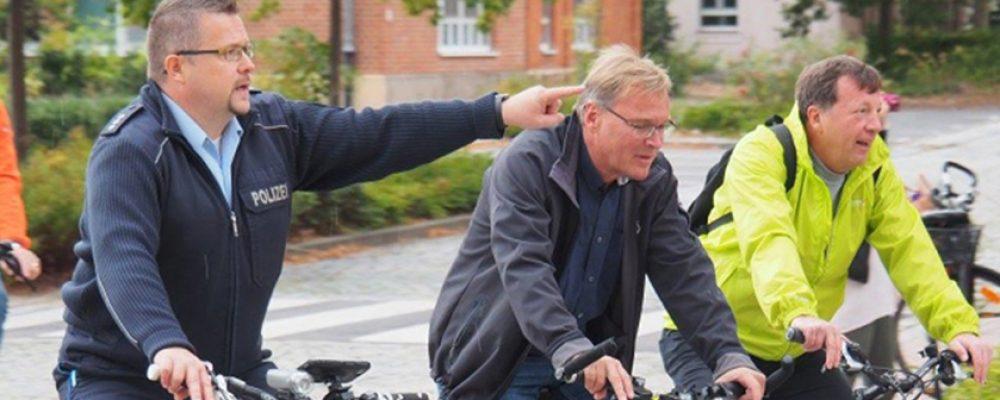 """""""Bamberg on tour"""" zu Gast bei der Bundespolizei"""