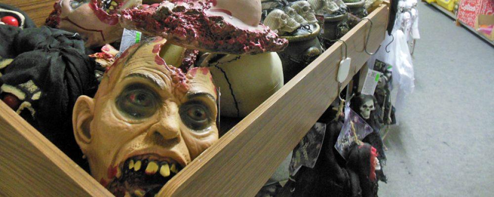 Trotz-Clown-Aus: Großes Halloween bei Peter Schauer