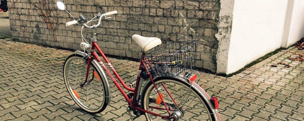 Im April steht Bamberg im Zeichen des Fahrrads