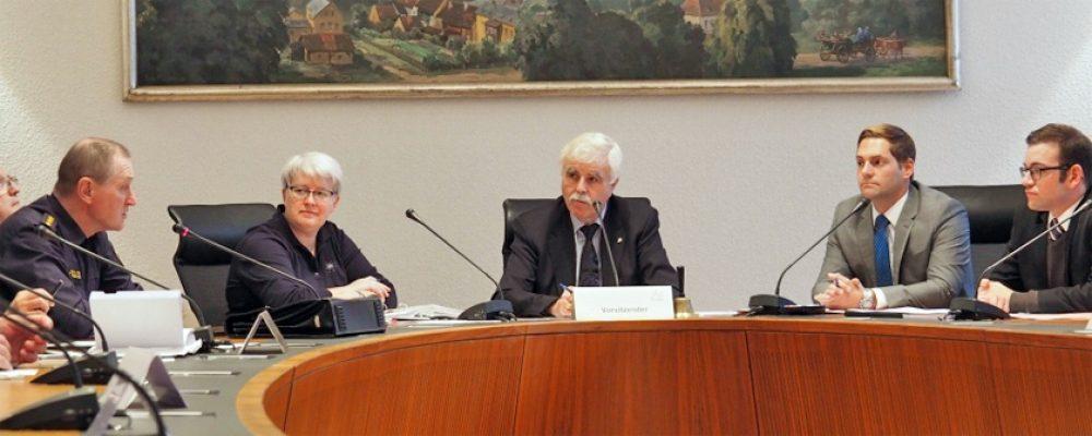 Sicherheitsbeirat: In Bamberg lebt es sich sicher